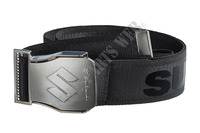 TEAM BELT BLACK-Suzuki