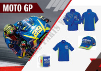 MotoGP Team Collection 2017-Suzuki